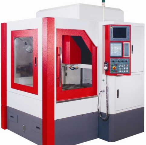 CNC drilling machine was purchased to provide target drilling service